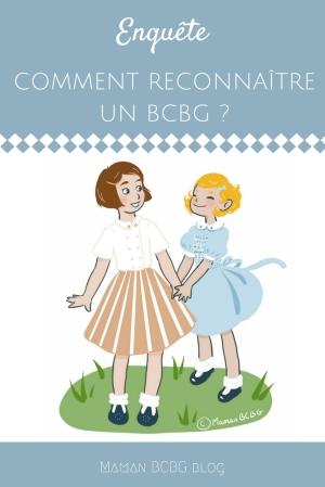 Look BCBG - Maman BCG blog