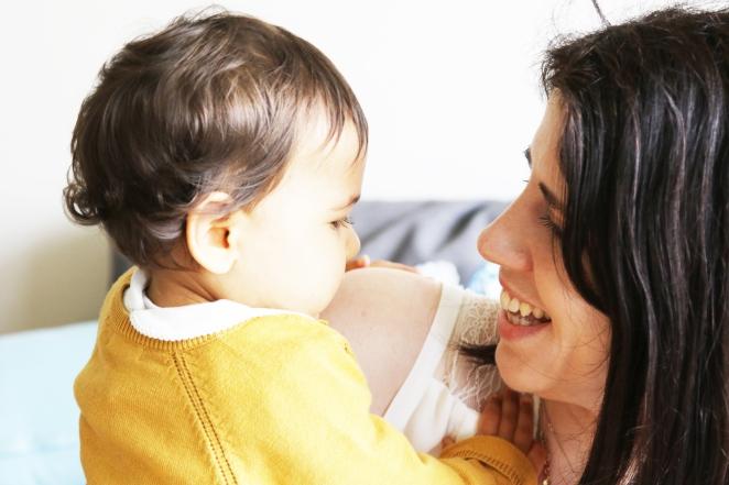 Crédit photos Albane de C Photographe de Famille pour Maman BCBG