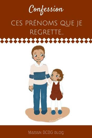 Maman BCBG blog - Ces prenoms que je regrette
