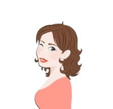 Sophie avatar clin d'oeil
