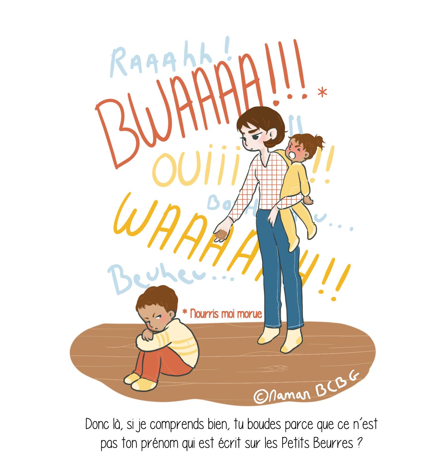 Maman BCBG blog - caprice