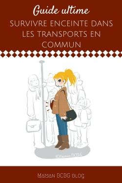 Maman BCBG blog - Survivre enceinte dans les transports en commun