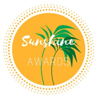 Maman BCBG blog - Sunshine awards
