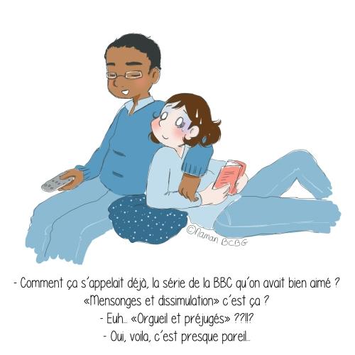 Maman BCBG blog - Orgueil et prejuges