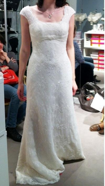 Maman BCBG blog - Robe mariage White One (3)