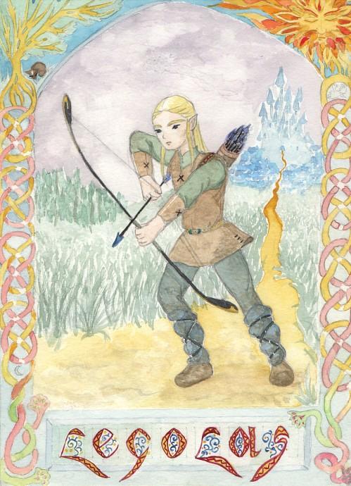 Maman BCBG blog - Legolas