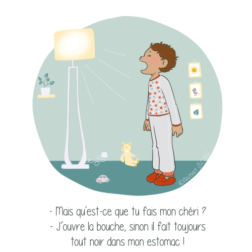 Maman BCBG blog - Logique enfantine
