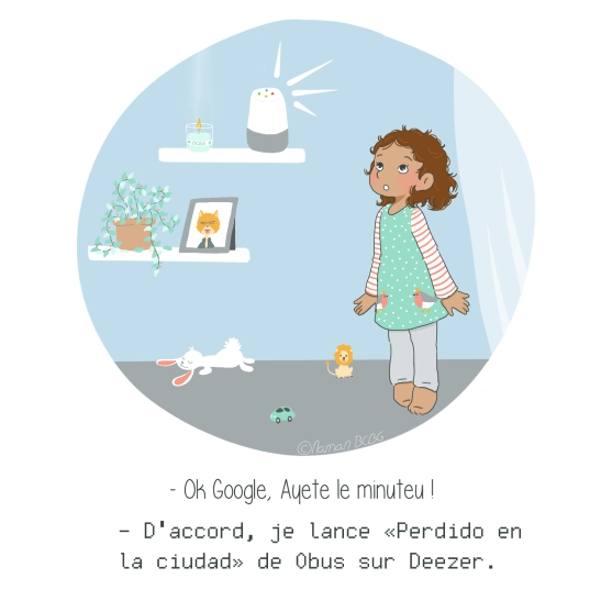 Maman BCBG blog - Google Home
