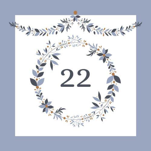 Calendrier Avent 22 décembre
