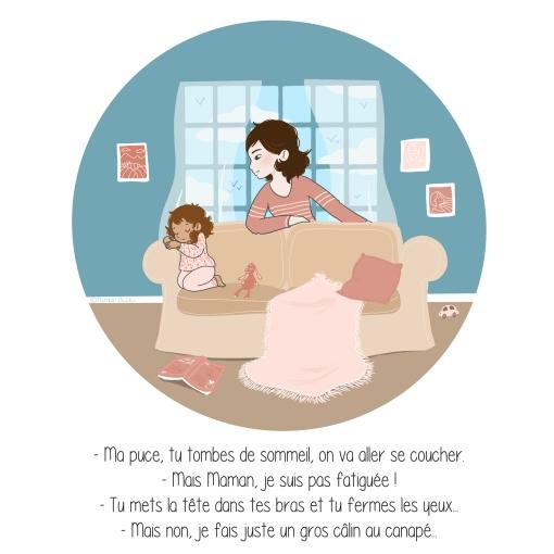 Maman BCBG blog - Sommeil