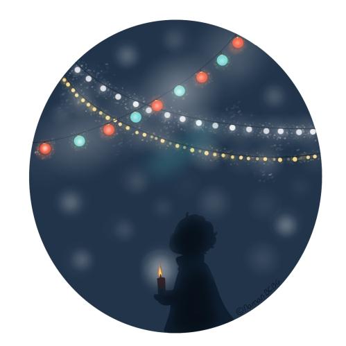 Maman BCBG blog - Lumières