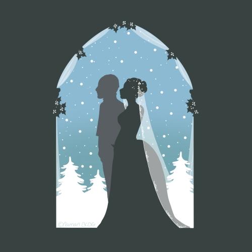 Maman BCBG blog - Mariage hiver