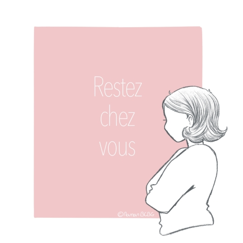 Maman BCBG blog - Restez chez vous